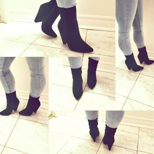 Black🖤Booties – Ankle Boot